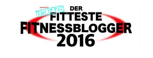 der fitteste Fitnessblogger Titelbild